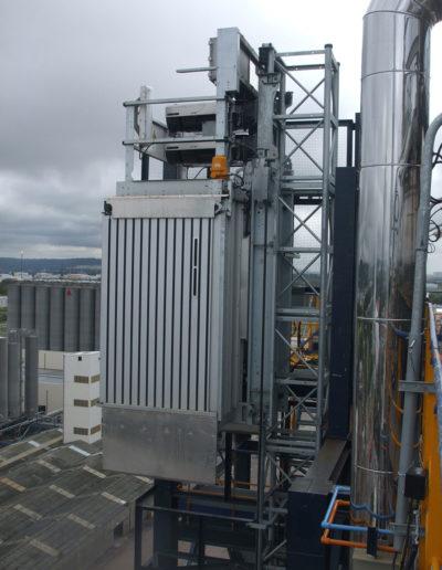 Zastosowanie wind i platform w przemyśle chemicznym
