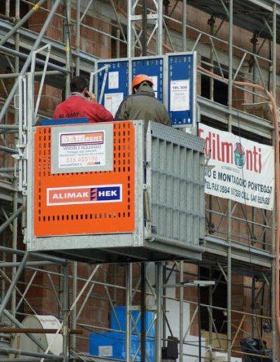 TPL300-Zastosowanie wind i platform w budownictwie