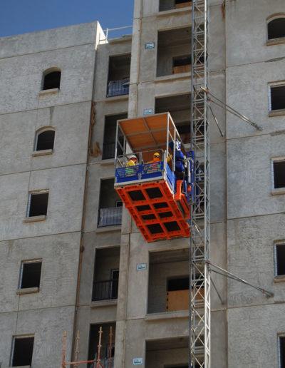 Zastosowanie wind i platform w budownictwie